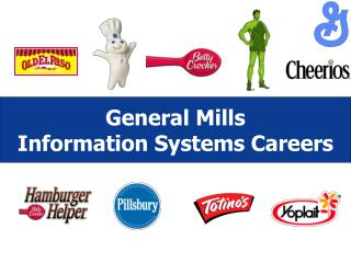 General Mills Information Systems Careers