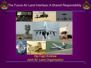 The Future Air-Land Interface: A Shared Responsibility