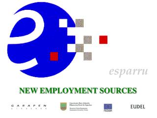 NEW EMPLOYMENT SOURCES