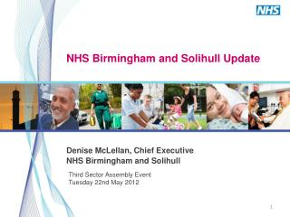 Third Sector Assembly Event  Tuesday 22nd May 2012