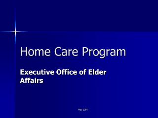 Home Care Program