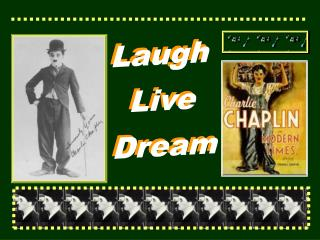 Laugh Live Dream