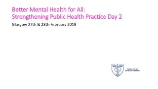 A public mental health approach to creating flourishing communities