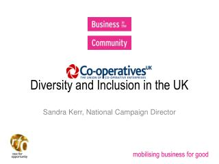 Diversity and Inclusion in the UK