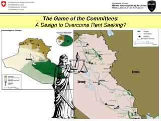 The Game of the Committees : A Design to Overcome Rent Seeking?