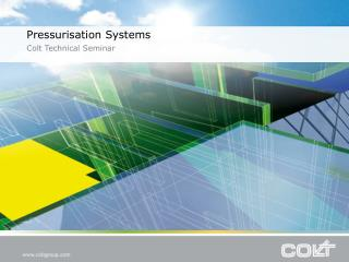 Pressurisation Systems