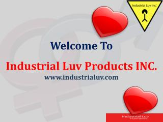 Industrialuv.com best destination for sex toys and accessori