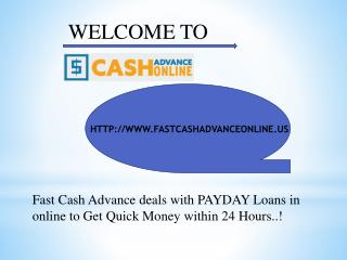 Make your way to Easy Cash Online