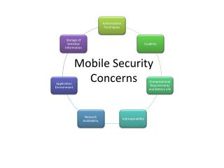 Mobile Security Concerns