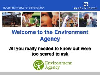 Welcome to the Environment Agency