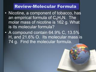 Review-Molecular Formula