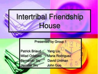 Intertribal Friendship House