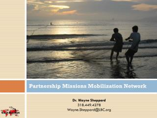 Partnership Missions Mobilization Network