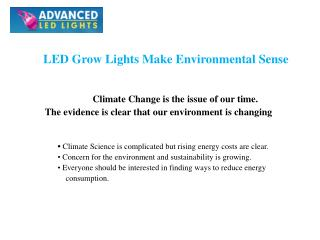 Advanced Led Lights