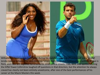 Serena Williams dating a 20-year-old boy?