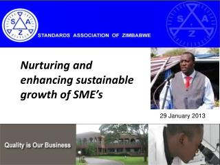 Standards Association of Zimbabwe (SAZ)
