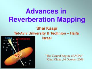 Advances in  Reverberation Mapping