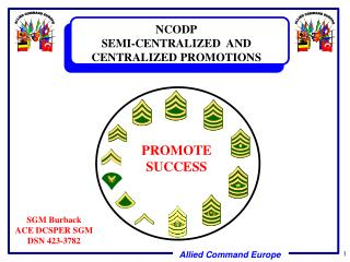 PROMOTE SUCCESS