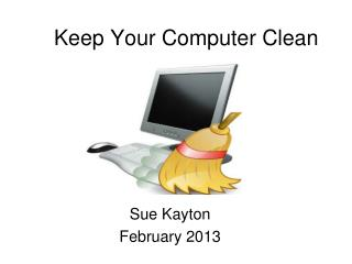 Keep Your Computer Clean