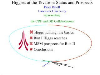 Higgs hunting: the basics  Run I Higgs searches  MSM prospects for Run II  Conclusions