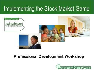Implementing the Stock Market Game