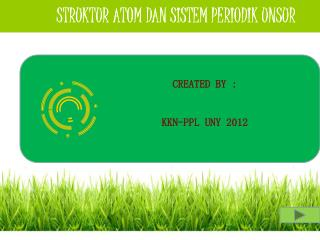 CREATED BY : KKN-PPL UNY 2012