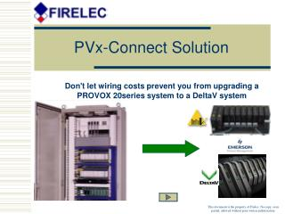 PVx-Connect Solution