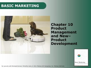 Chapter 10 Product Management and New–Product Development