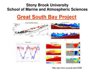 Stony Brook University School of Marine and Atmospheric Sciences