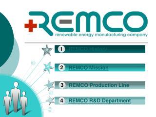 REMCO Pro duction  Line