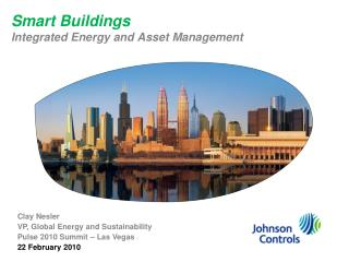 Smart Buildings Integrated Energy and Asset Management