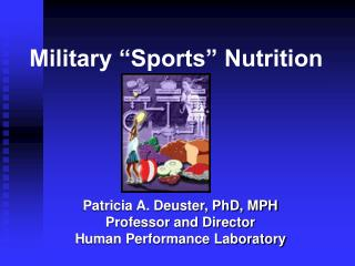 "Military ""Sports"" Nutrition"