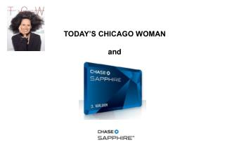 TODAY'S CHICAGO WOMAN and