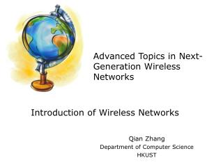 Advanced Topics in Next-Generation Wireless Networks