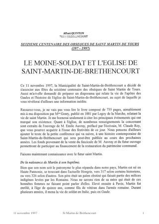 27.1 Diapositive de la chapelle de Saint-Jacques de Bréthencourt