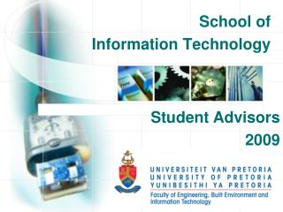 School of  Information Technology