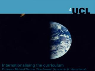 Internationalisation of HE