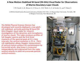 What is a Cloud Radar?