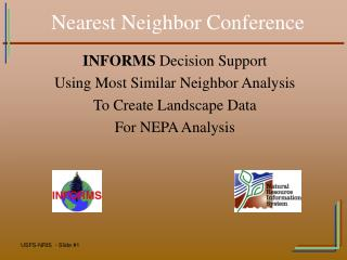 Nearest Neighbor Conference