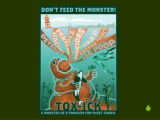 Tox-Ick Monster