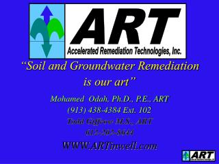 Accelerated Remediation Technologies, Inc.