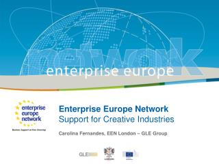 Enterprise Europe Network Support for Creative Industries