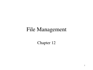 Chapter 9: Managing Groups, Folders,  Files, and Object Security
