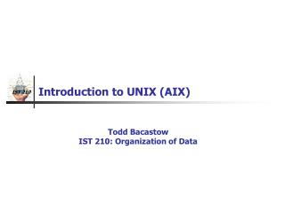 Introduction to UNIX (AIX)