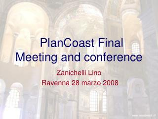 PlanCoast Final Meeting and conference