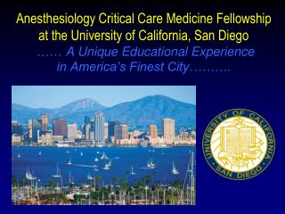 UCSD ACCM FELLOWSHIP