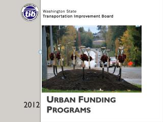 Urban Funding Programs