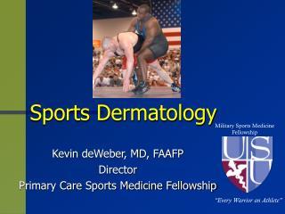 Sports Dermatology