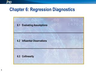 Chapter 6: Regression Diagnostics