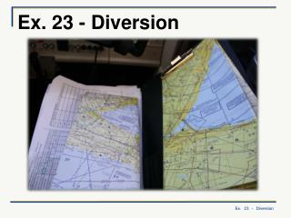 Ex. 23 - Diversion